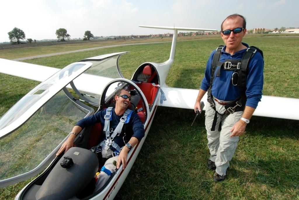 Il volo- non sottovalutare la forza dei tuoi sogni