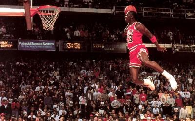 Fallo e basta. La storia di Michael Jordan.