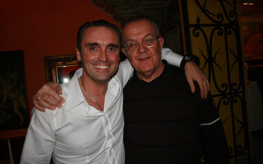 vita, successi e pensieri di Alberto Bucci